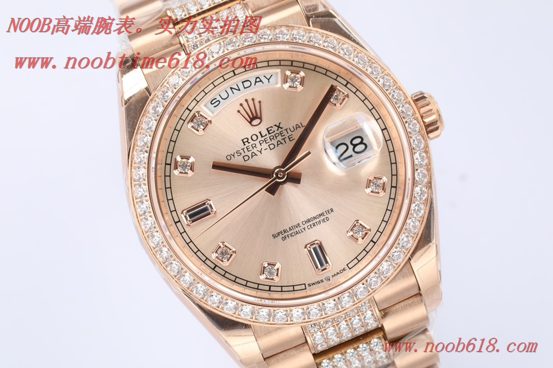 NOOB廠手錶官方旗艦店,EW廠手錶勞力士星期日志型36MM複刻手錶
