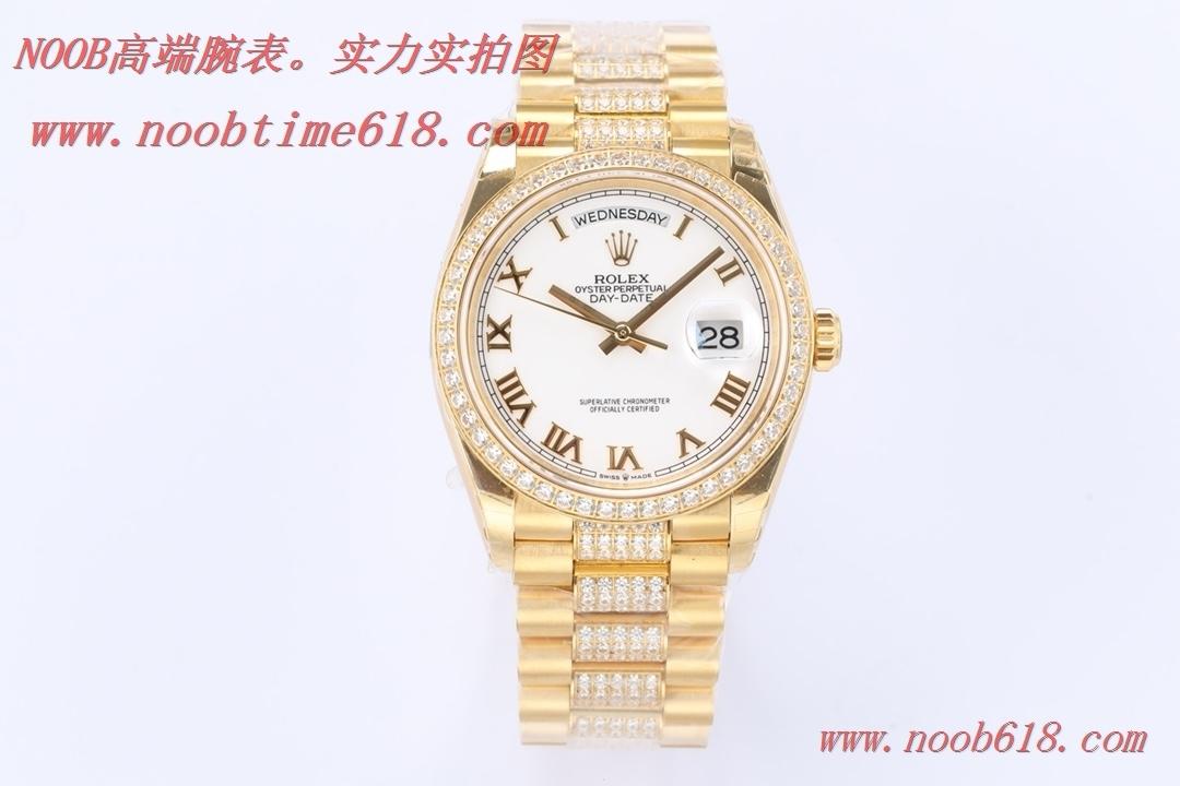 精仿錶,EW廠手錶勞力士星期日志型36MM複刻手錶