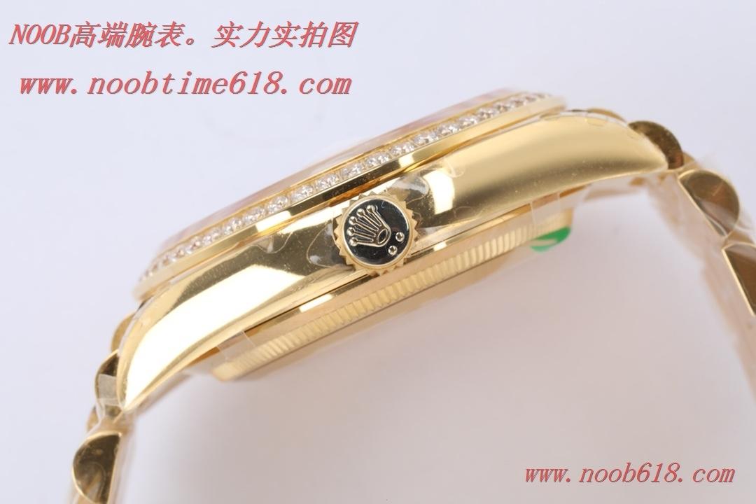 香港仿錶,EW廠手錶勞力士星期日志型36MM複刻手錶