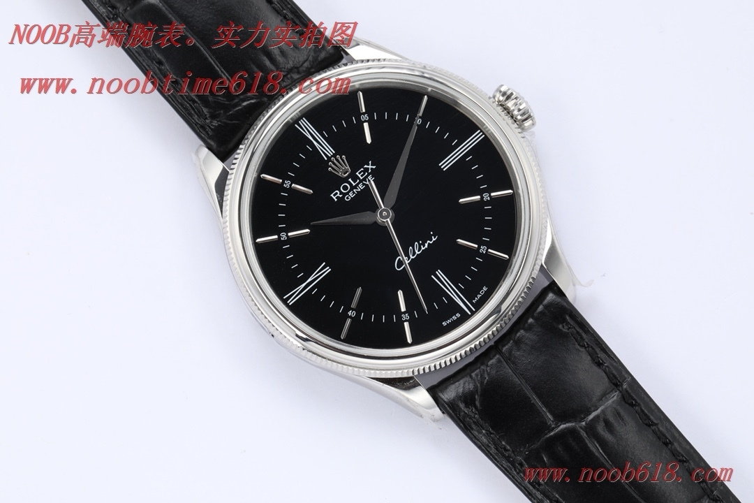 2021新品EW廠手錶勞力士切利尼時間型39MM仿錶