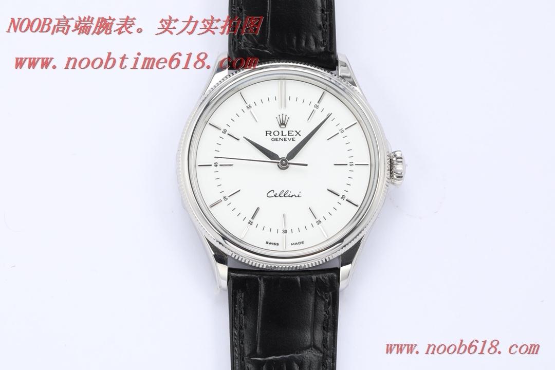 EW廠手錶勞力士切利尼時間型39MM仿錶