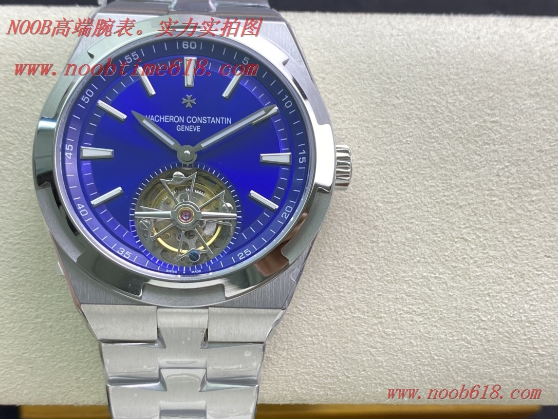 8F出品江詩丹頓Overseas縱橫四海陀飛輪V2版的精仿手錶