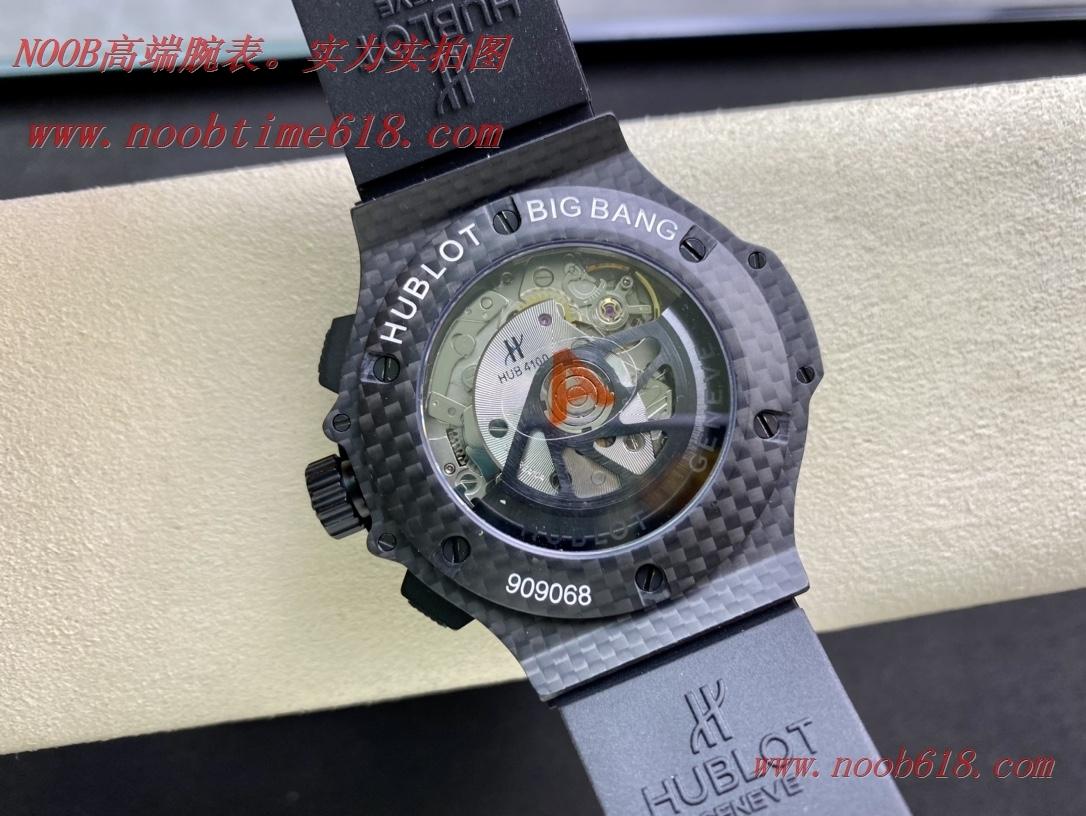 碳纤维手錶,HB廠手錶恒寶/宇舶hublot大爆炸BIG BANG 4100原裝機芯341.CX.130.RX複刻手錶