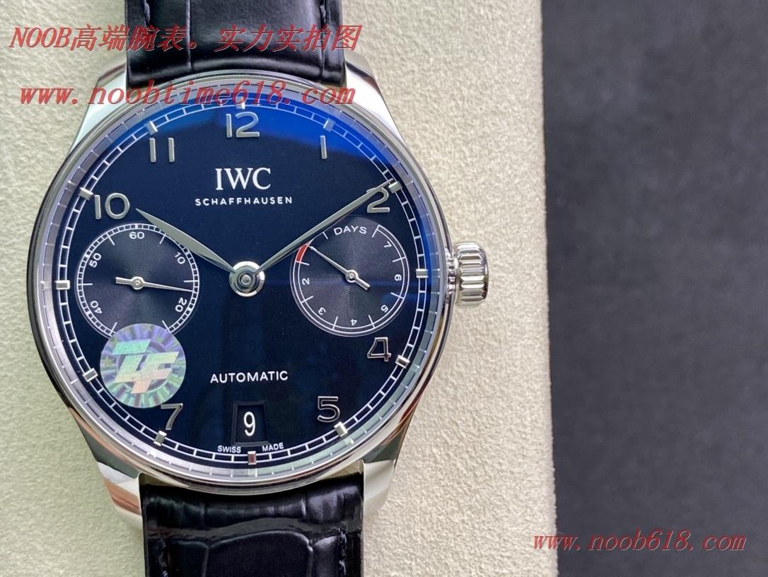 ZF廠手錶V5 葡7 萬國IWC-葡萄牙系列/七日鏈/葡七精仿手錶
