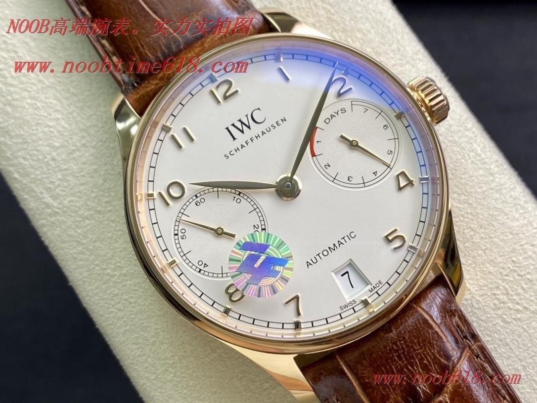 ZF廠手錶V5 葡7 萬國IWC葡萄牙系列/七日鏈/葡七精仿手錶