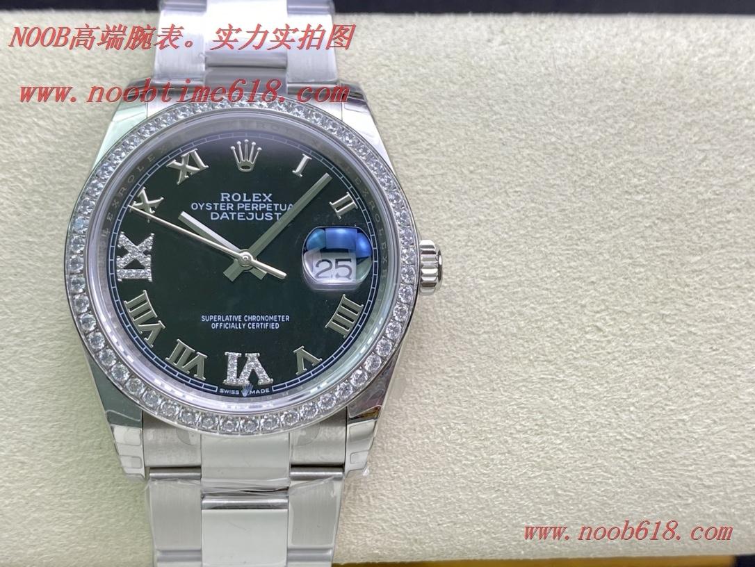 EW Factory 勞力士Rolex原版開模3235自動機械機芯日誌型系列126233日誌型腕表