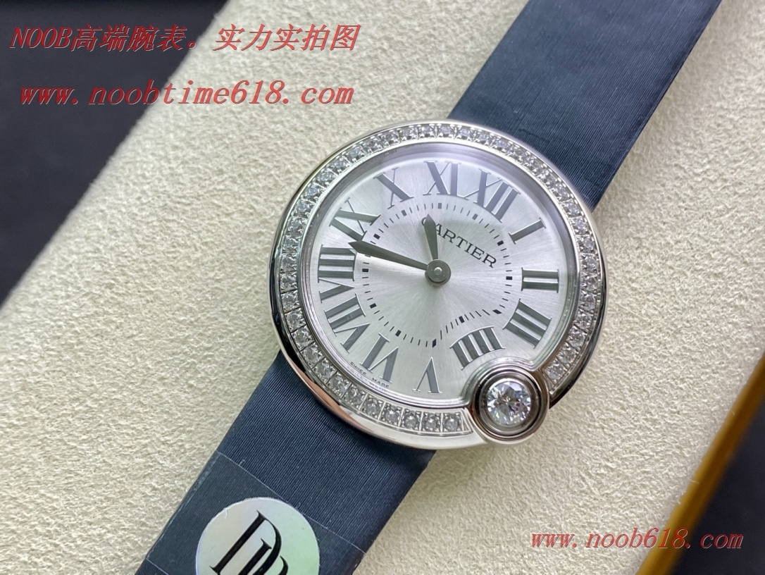 DR廠手錶卡地亞白氣球系列2021年全新鑲鑽腕表