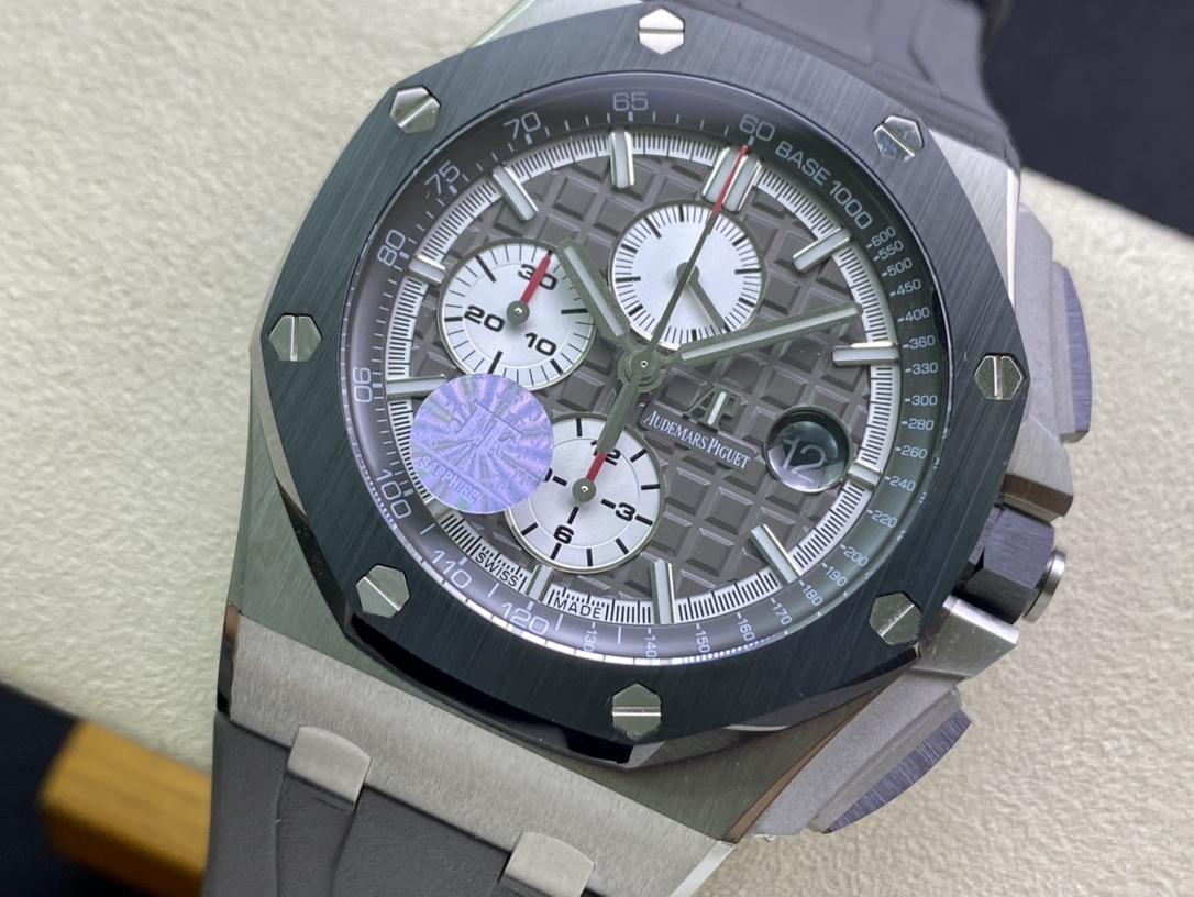 FINE IMITATION WATCH JF 愛彼AP 26400皇家橡樹v2版仿錶