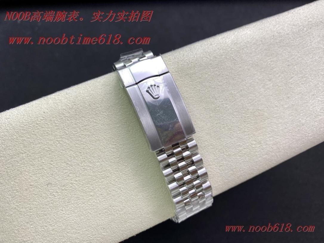 "AR廠手錶勞力士ROLEX DATEJUST進口""904L""日誌型41系列126334仿錶"