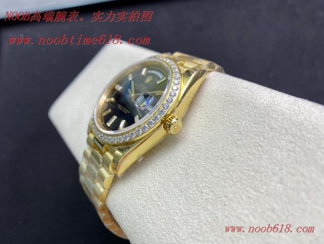 EW Factory力作V2升級版勞力士Rolex星期日志型40mm終極版