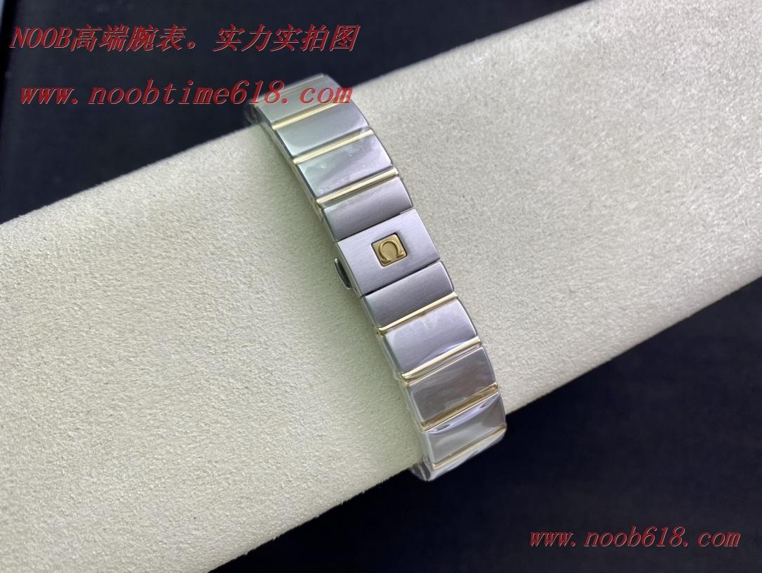 TW廠手錶歐米茄星座系列瑞士石英女款