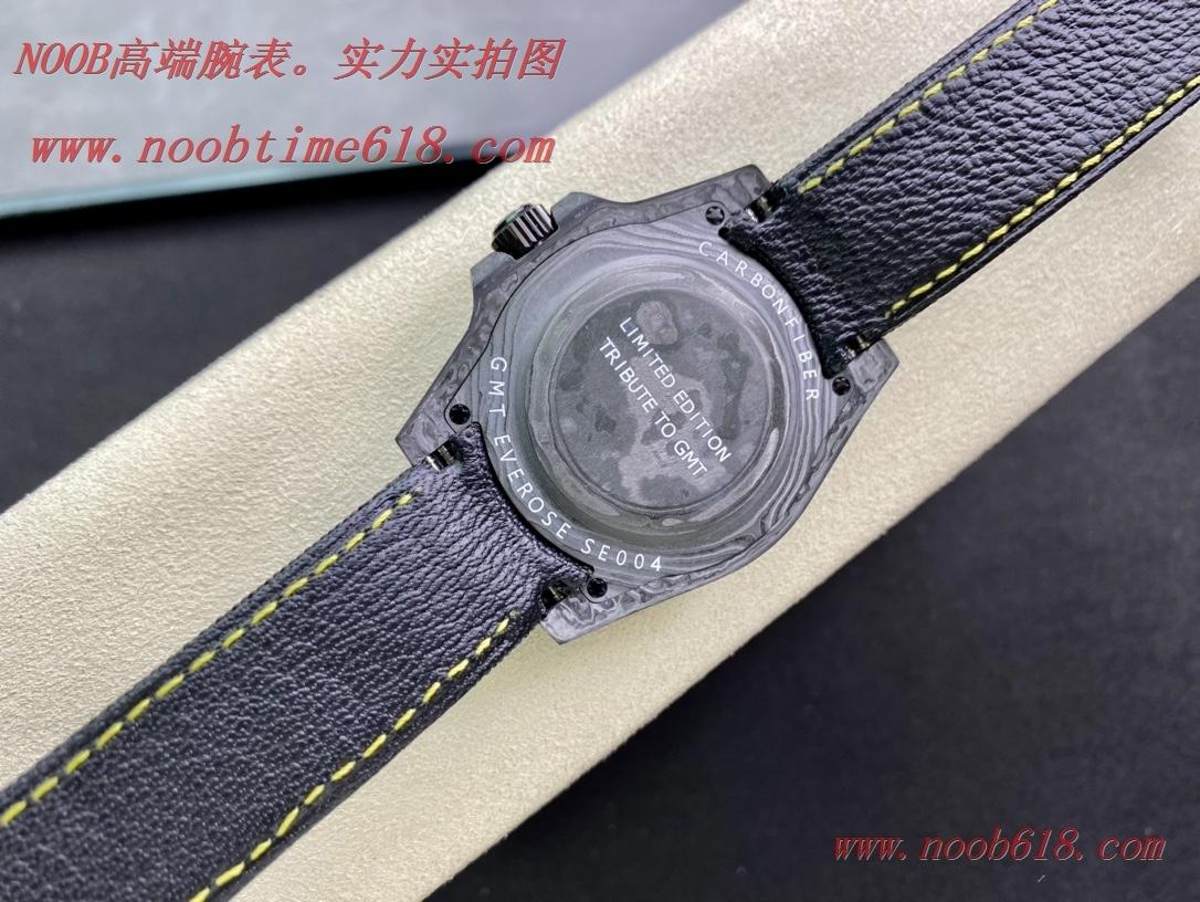 WACTCH AGENT JH factory rolex 匠心鑄造碳纖維勞力士格林尼治DIW定制版複刻錶