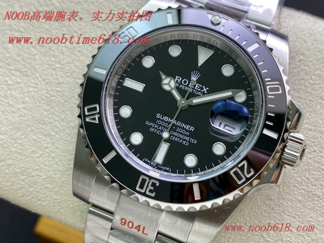 黑水鬼綠水鬼,EW廠手錶勞力士黑水鬼綠水鬼潛航者40系列v2版仿錶