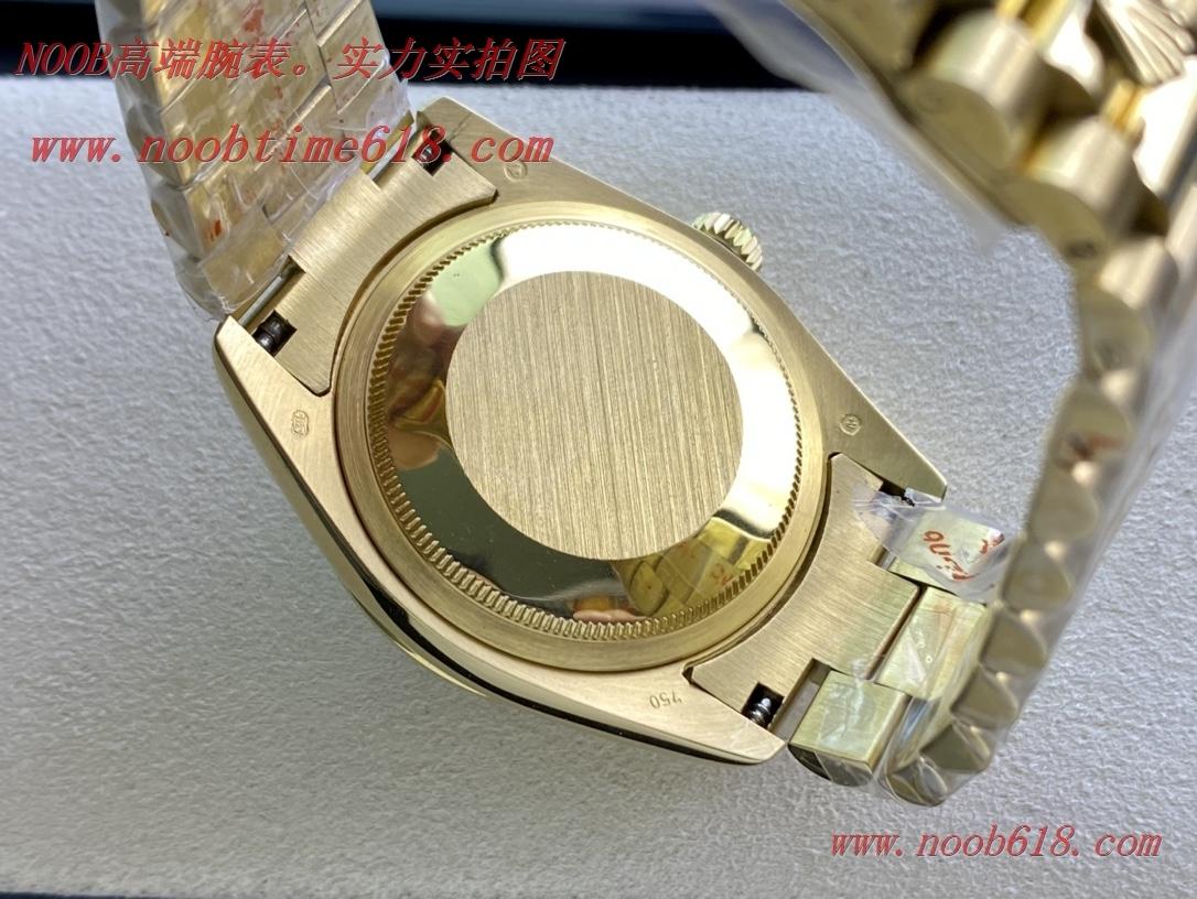 天然綠松石手錶達,DDS廠手錶勞力士星期日曆型系列m128238-0071《天然綠松石》