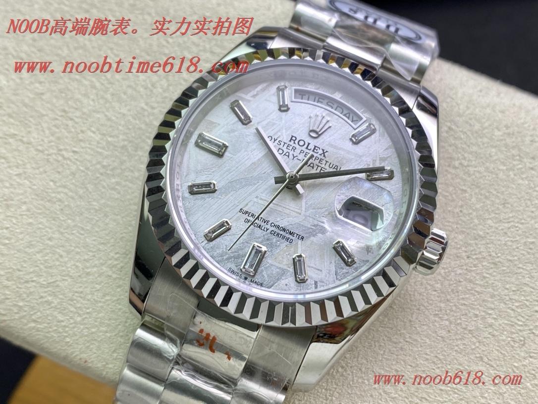 隕石仿錶,隕石手錶,DDS廠手錶天空之作星期日曆型系列36mm
