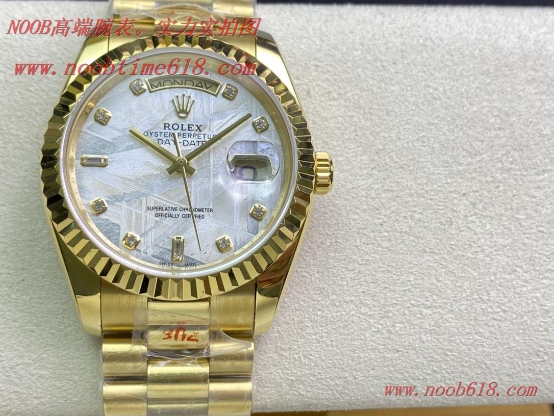 隕石手錶,DDS廠手錶天空之作星期日曆型系列36mm複刻錶