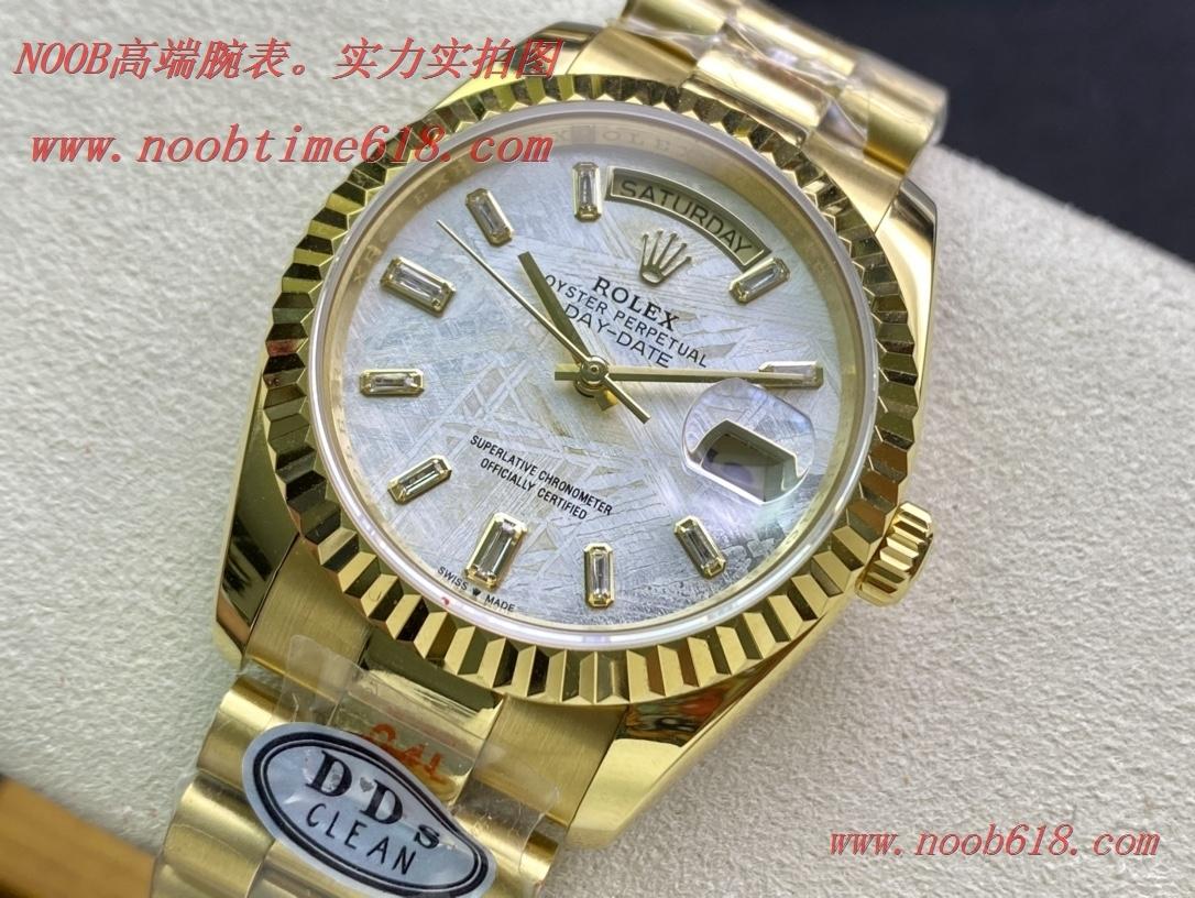 隕石手錶做得最好的哪個工廠,DDS廠手錶天空之作星期日曆型系列36mm